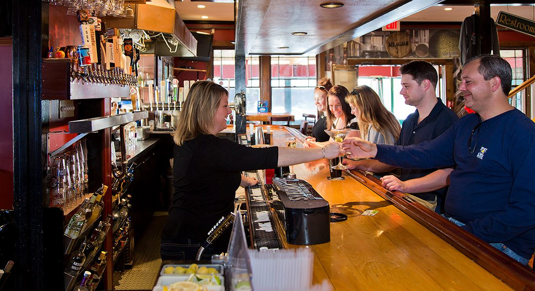 Maine Pub Style Food And Craft Beer Previous Next Bar Harbor
